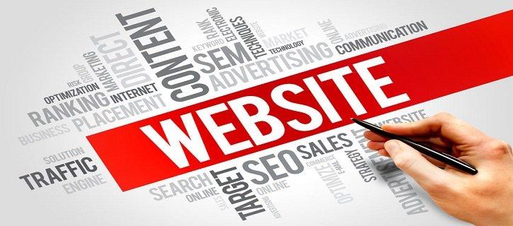 inserimento sito web